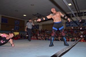 Luke Hawx – Wrestler